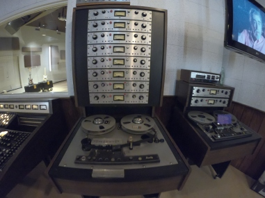 8 Track and 2 Track Machines