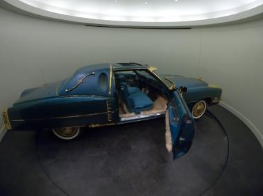 Isaac Hayes' Cadillac