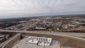 Rockford, IL Drone Shot