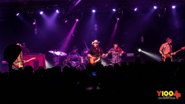 Randy Rogers Band live at Floore's on March 29, 2019. (photos Johnnie Walker)