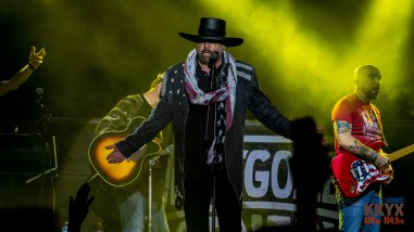 Montgomery Gentry Live at Oyster Bake - April 12, 2019 (photos Johnnie Walker)