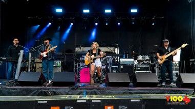 Lauren Corzine live at Oyster Bake 2019 - April 13, 2019 (photos Johnnie Walker)