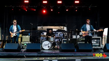 The Powell Brothers live at Oyster Bake 2019 - April 12, 2019 (photos Johnnie Walker)