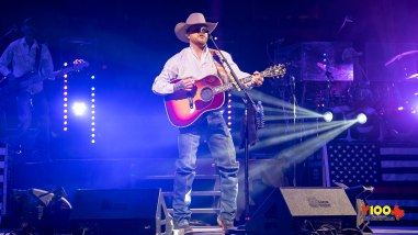 Cody Johnson live at the San Antonio Rodeo - February 6, 2020 (photos Johnnie Walker)
