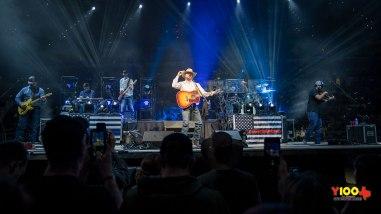 Cody Johnson live at the San Antonio Rodeo - February 6, 2020 (photos Johnnie Walker)