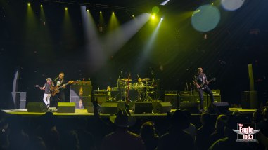 Sammy Hagar and the Circle Live at the San Antonio Rodeo - February 7, 2020 (photos Johnnie Walker)
