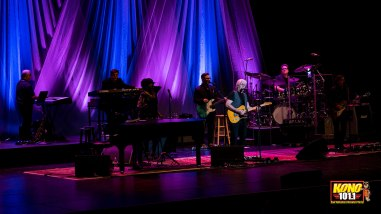 Michael McDonald live at the Majestic Theatre - July 10, 2019. (photos Johnnie Walker)