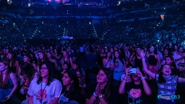 Alessia Cara live at the AT&T Center - July 23, 2019. (photos Johnnie Walker)