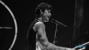 Shawn Mendes live at the AT&T Center - July 23, 2019. (photos Johnnie Walker)