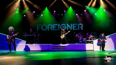 Foreigner Live at the Majestic Theatre - April 11, 2019. (photos Johnnie Walker)