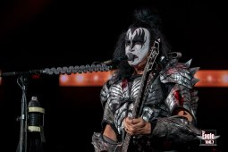 KISS Live at the AT&T Center - September 8, 2019 (photos Johnnie Walker)